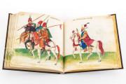 Codex of Costumes, Madrid, Biblioteca Nacional de España, Res/285 − Photo 6
