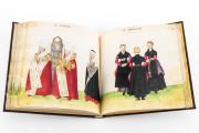 Codex of Costumes, Madrid, Biblioteca Nacional de España, Res/285 − Photo 8