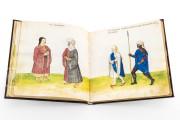 Codex of Costumes, Madrid, Biblioteca Nacional de España, Res/285 − Photo 10