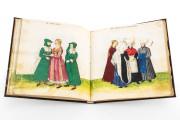 Codex of Costumes, Madrid, Biblioteca Nacional de España, Res/285 − Photo 13