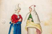 Codex of Costumes, Madrid, Biblioteca Nacional de España, Res/285 − Photo 14