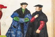 Codex of Costumes, Madrid, Biblioteca Nacional de España, Res/285 − Photo 17