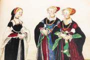 Codex of Costumes, Madrid, Biblioteca Nacional de España, Res/285 − Photo 19