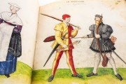 Codex of Costumes, Madrid, Biblioteca Nacional de España, Res/285 − Photo 20