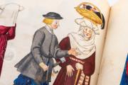 Codex of Costumes, Madrid, Biblioteca Nacional de España, Res/285 − Photo 22