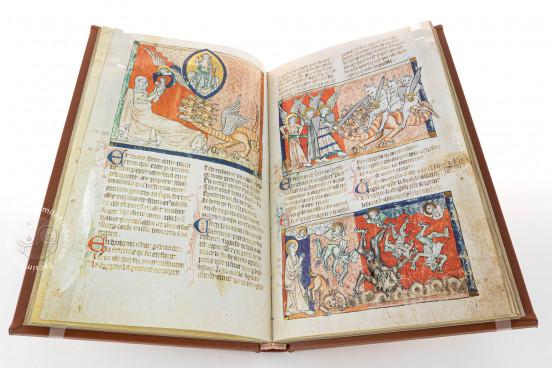 Toulouse Apocalypse, Toulouse, Bibliothèque d'Etude et du Patrimoine, Ms. 0815 − Photo 1
