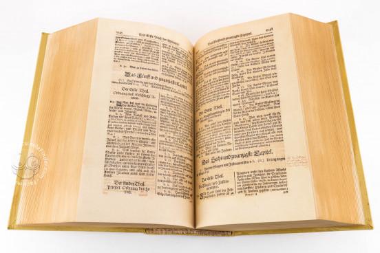 Bach's Calov Bible, St. Louis, Concordia Seminary Library − Photo 1