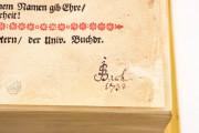 Bach's Calov Bible, St. Louis, Concordia Seminary Library − Photo 3