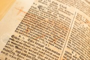 Bach's Calov Bible, St. Louis, Concordia Seminary Library − Photo 12