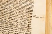 Bach's Calov Bible, St. Louis, Concordia Seminary Library − Photo 16