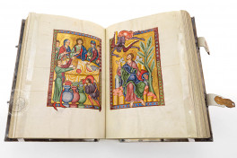 Bamberg Psalter Facsimile Edition