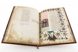 Divine Comedy Codice Trivulziano 1080 Facsimile Edition