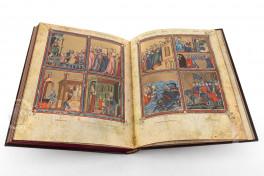 The Golden Haggadah Facsimile Edition