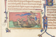Peterborough Bestiary, Cambridge, Parker Library in the Corpus Christi College, MS 53 − Photo 5