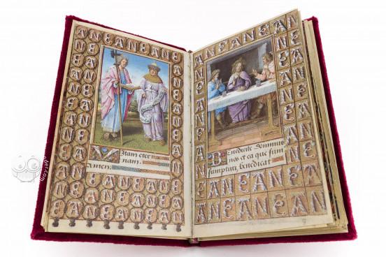 Prayer Book of Anne de Bretagne, Ms. M. 50 - The Morgan Library & Museum (New York, USA) − photo 1