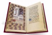 Prayer Book of Anne de Bretagne, Ms. M. 50 - The Morgan Library & Museum (New York, USA) − photo 10