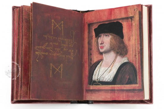 Pierre Sala's Little Book of Love, London, British Library, Stowe MS 955 − Photo 1
