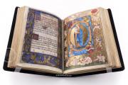German Prayer Book of the Margravine of Brandenburg, Hs. Durlach 2 - Badische Landesbibliothek (Karlsruhe, Germany), Deluxe facsimile edition