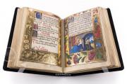 German Prayer Book of the Margravine of Brandenburg, Hs. Durlach 2 - Badische Landesbibliothek (Karlsruhe, Germany) − photo 4