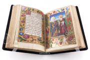 German Prayer Book of the Margravine of Brandenburg, Hs. Durlach 2 - Badische Landesbibliothek (Karlsruhe, Germany) − photo 9