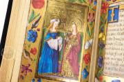 German Prayer Book of the Margravine of Brandenburg, Hs. Durlach 2 - Badische Landesbibliothek (Karlsruhe, Germany) − photo 14