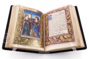 German Prayer Book of the Margravine of Brandenburg, Hs. Durlach 2 - Badische Landesbibliothek (Karlsruhe, Germany) − photo 16