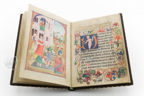 Prayers of Repentance by Albrecht Glockendon for John II Palatin, 10013 - Bayerische Staatsbibliothek (Munich, Germany) − photo 1