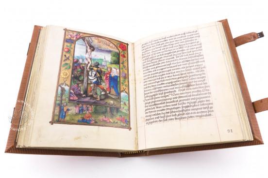Glockendon Hours, Est.136 = α.U.6.7 - Biblioteca Estense Universitaria (Modena, Italy) − photo 1