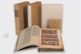 "Book of Zwettl ""Bear Skin"" Facsimile Edition"