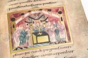 Vita Kiliani, Hannover, Niedersächsische Landesbibliothek, Ms. I 189 − Photo 15