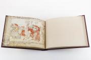 Codex Choumach (Picture Pentateuch of Moses dal Castellazzo), Warsaw, Zydowski Instytut Historyczny, Codex 1164 − Photo 5