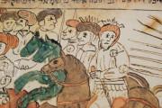 Codex Choumach (Picture Pentateuch of Moses dal Castellazzo), Warsaw, Zydowski Instytut Historyczny, Codex 1164 − Photo 6