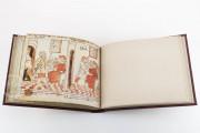 Codex Choumach (Picture Pentateuch of Moses dal Castellazzo), Warsaw, Zydowski Instytut Historyczny, Codex 1164 − Photo 8