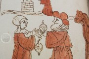 Codex Choumach (Picture Pentateuch of Moses dal Castellazzo), Warsaw, Zydowski Instytut Historyczny, Codex 1164 − Photo 12