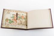 Codex Choumach (Picture Pentateuch of Moses dal Castellazzo), Warsaw, Zydowski Instytut Historyczny, Codex 1164 − Photo 13