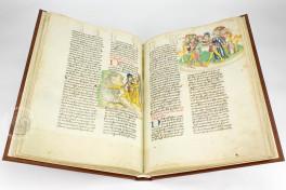Vorau Picture Bible Facsimile Edition