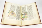 Vorau Picture Bible, Vorau, Stift Vorau, Codex 273 − Photo 4