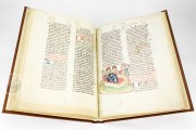 Vorau Picture Bible, Vorau, Stift Vorau, Codex 273 − Photo 8