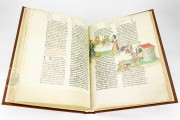 Vorau Picture Bible, Vorau, Stift Vorau, Codex 273 − Photo 16