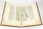 Vorau Picture Bible, Vorau, Stift Vorau, Codex 273 − Photo 17