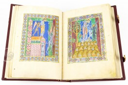 St. Alban's Psalter Facsimile Edition