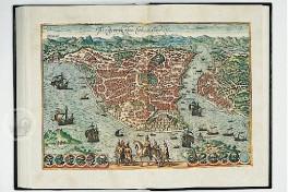 Georg Braun And Franz Hogenberg: Beschreibung Und Contrafactur Der Vornembster Stät Der Welt 1574-1618 Facsimile Edition