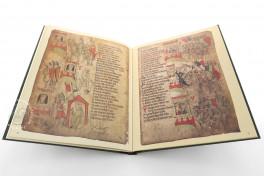Willehalm - Wolfram Von Eschenbach Facsimile Edition