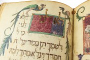 Barcelona Haggadah, London, British Library, Add. Ms. 14761 − Photo 3