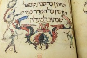 Barcelona Haggadah, London, British Library, Add. Ms. 14761 − Photo 4