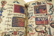 Barcelona Haggadah, London, British Library, Add. Ms. 14761 − Photo 6