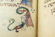 Barcelona Haggadah, London, British Library, Add. Ms. 14761 − Photo 9