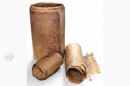 Dead Sea Scrolls Facsimile Edition