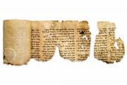 Dead Sea Scrolls, 1QIsa, 1QS and 1QpHab - Shrine of the Book, Jerusalem (Israel) / 4Q175, 4Q162 and 4Q109 - National Archaeological Museum of Jordan (Amman) / − photo 3