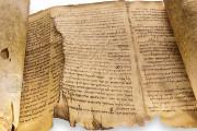 Dead Sea Scrolls, 1QIsa, 1QS and 1QpHab - Shrine of the Book, Jerusalem (Israel) / 4Q175, 4Q162 and 4Q109 - National Archaeological Museum of Jordan (Amman) / − photo 4